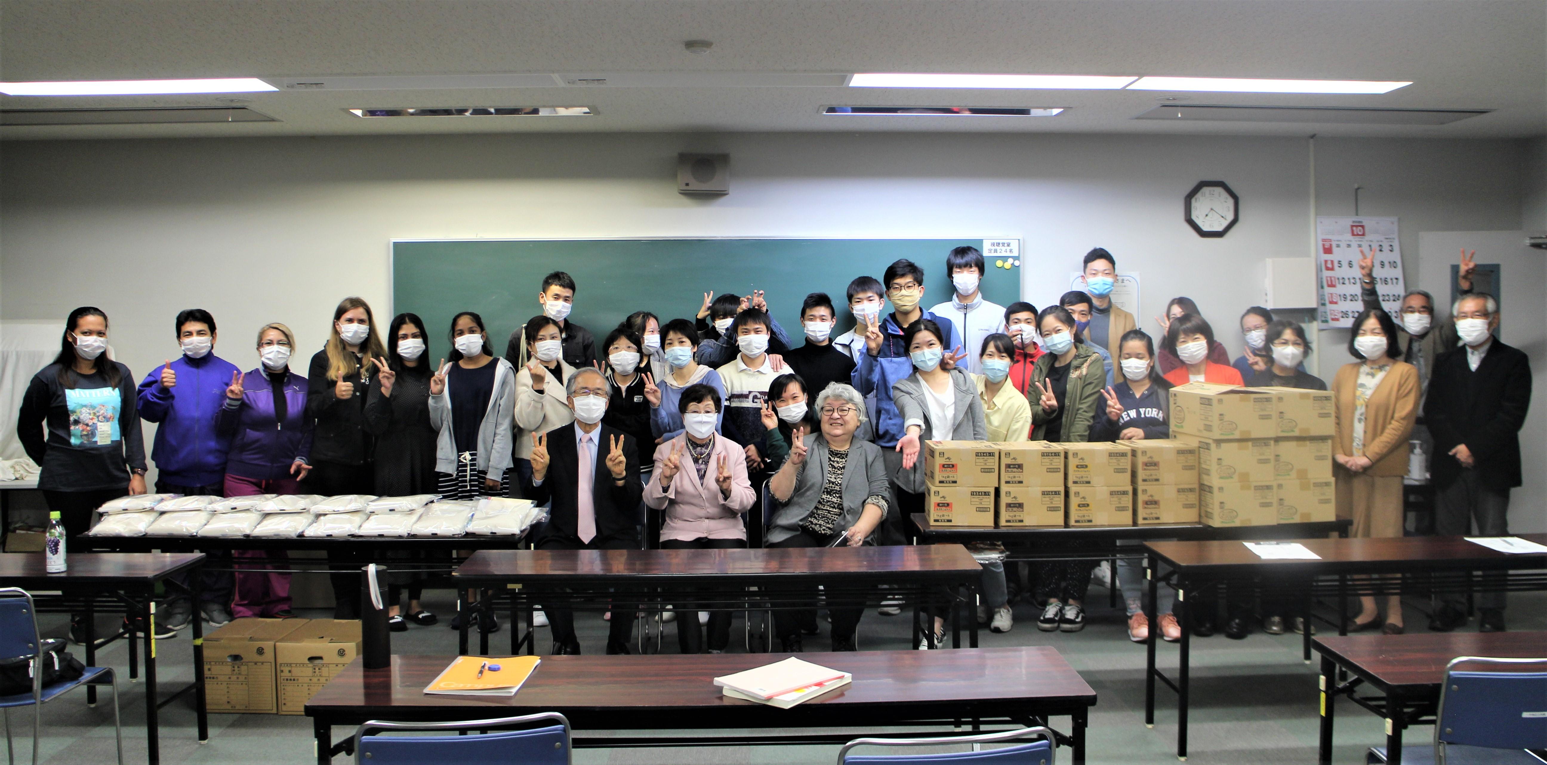 日本語教室木曜日クラス